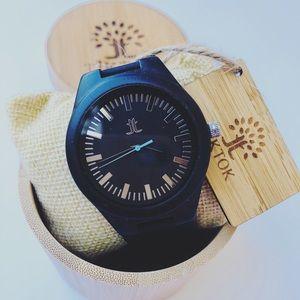 Best Gift! Wooden Watch